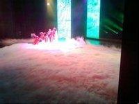 舞台干冰的效果