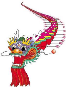 基本信息 中文名称 龙头蜈蚣 类型 风筝 简介 一种汉族传统民间工艺