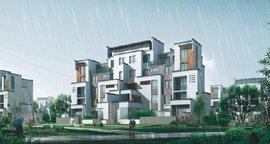 在开挖成本很高的场地,可以建成退台式建筑单元.图片