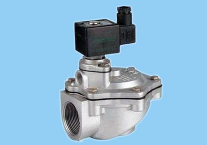 脉冲电磁阀是脉冲除尘器清灰喷吹系统的图片