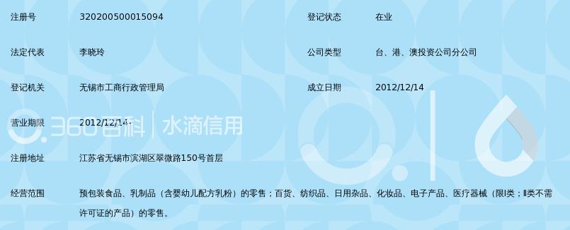 无锡屈臣氏个人用品商店塘沽翠微路分南京情趣用品信微v个人图片