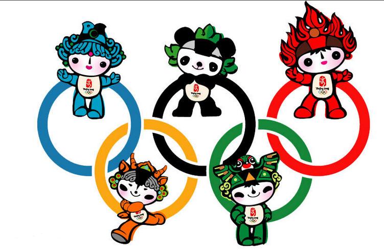 2008年北京奥运会吉祥物——福娃图片